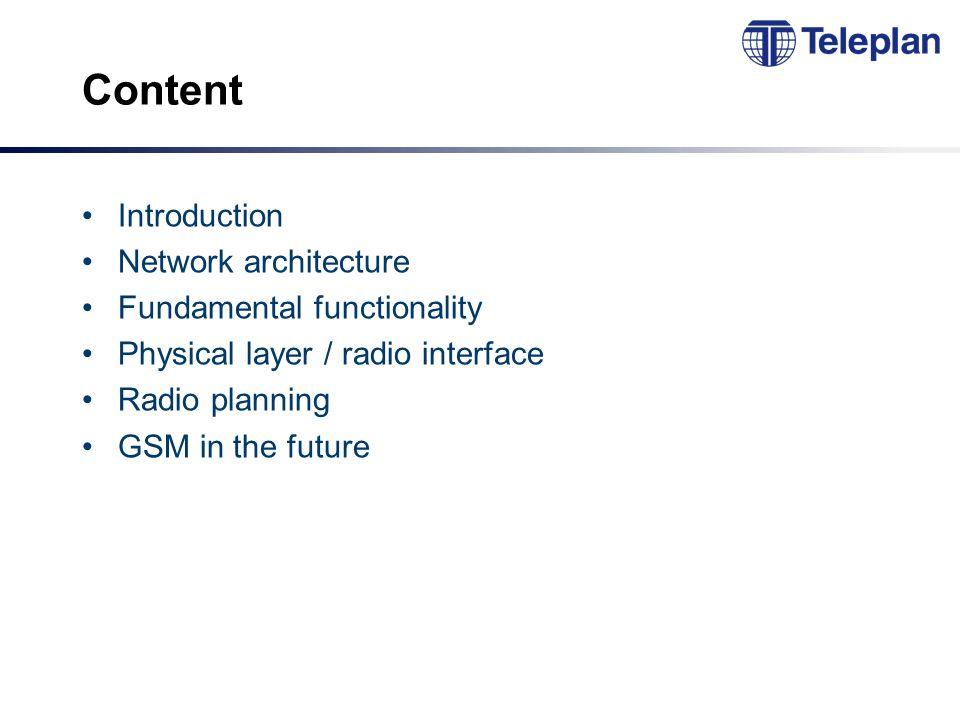 GSM core network MSCGMSC HLR GGSN GRAN External networks PSTN/ISDN IP network Service platforms A Gb SGSN