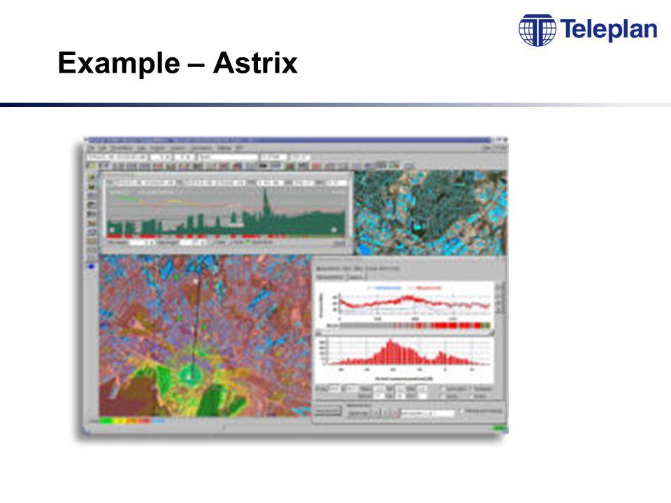 Example – Astrix