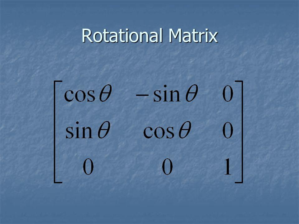 Rotational Matrix