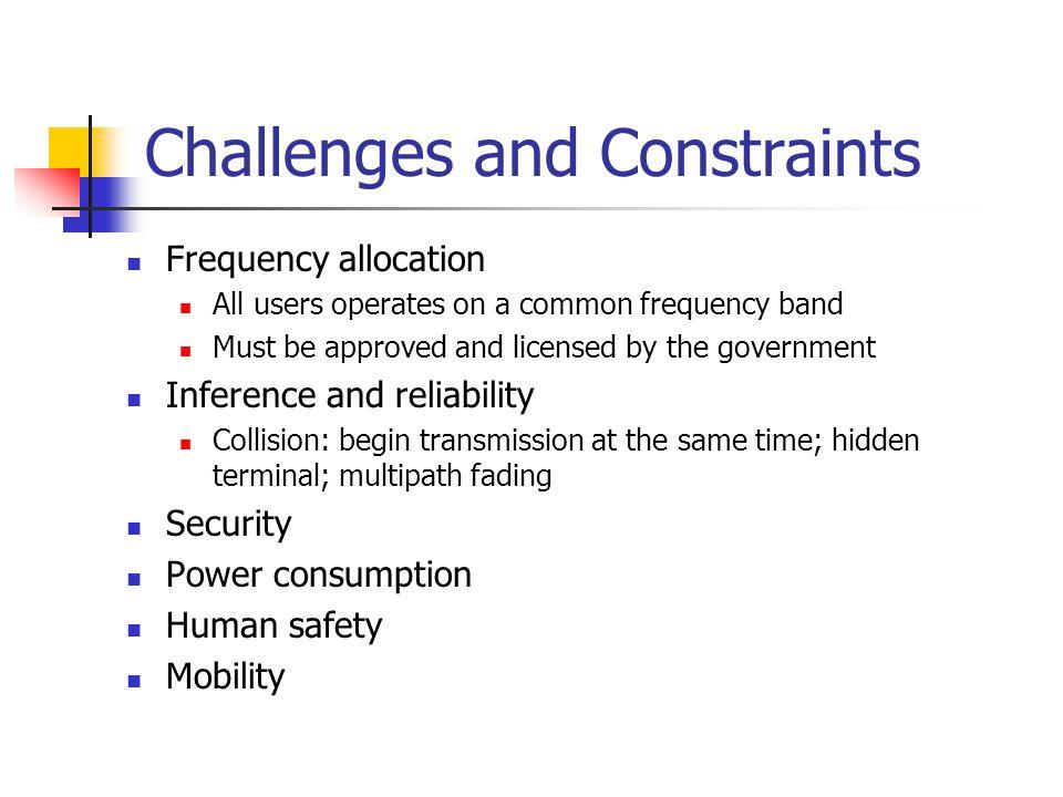 References [1] ANSI/IEEE Std 802.11, 1999 Edition [2] B.