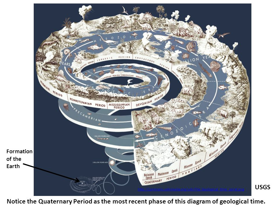 Key facts about the Quaternary Period The Quaternary Period has been a time when Earth's climate has been colder than normal compared with most of Earth's history.