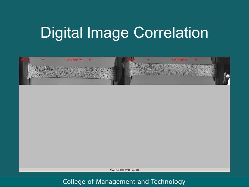 Digital Image Correlation