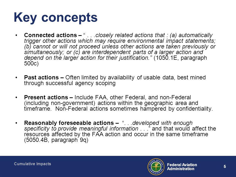 6 Federal Aviation Administration Cumulative Impacts PHL Regional Study Area
