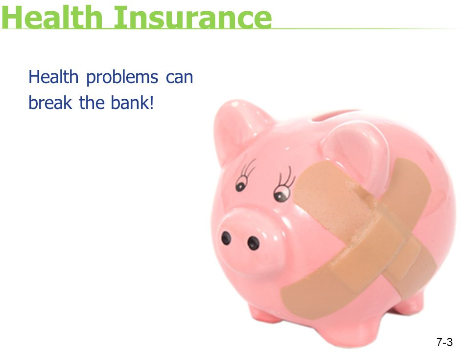 Health Insurance Basics Planner's role: Understand and assist clients with health care coverage issues or refer.