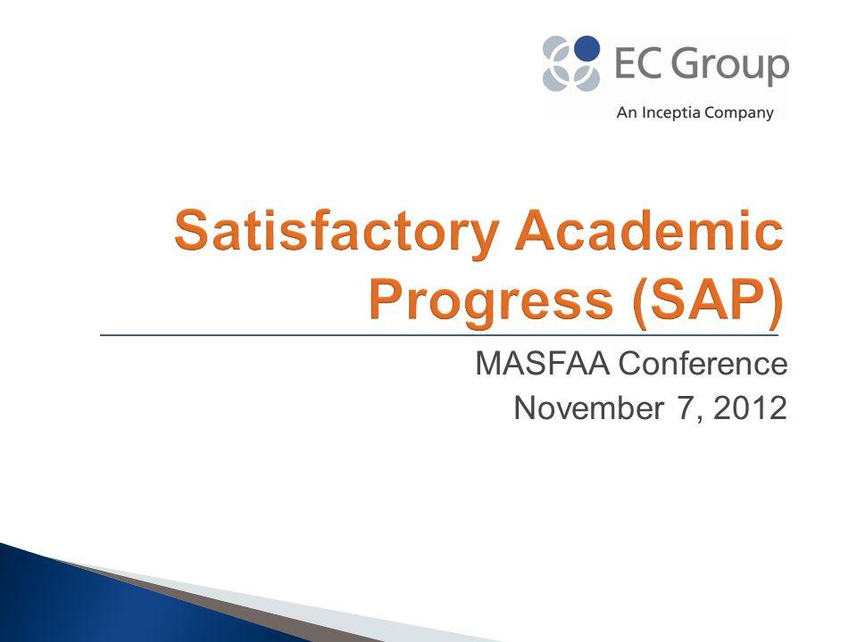 Satisfactory Academic Progress22