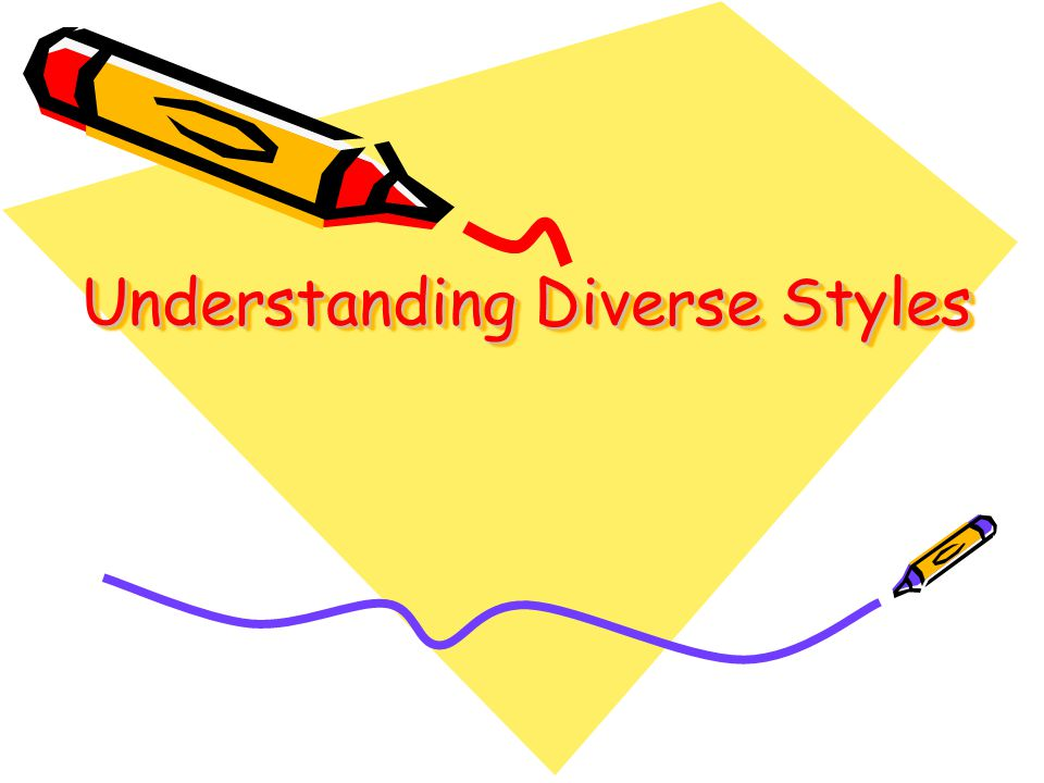 Objectives: To recognize and understand different social styles and their characteristic behaviors To increase your versatility for dealing effectively with people of different styles To identify changes you can make to work more effectively with colleagues