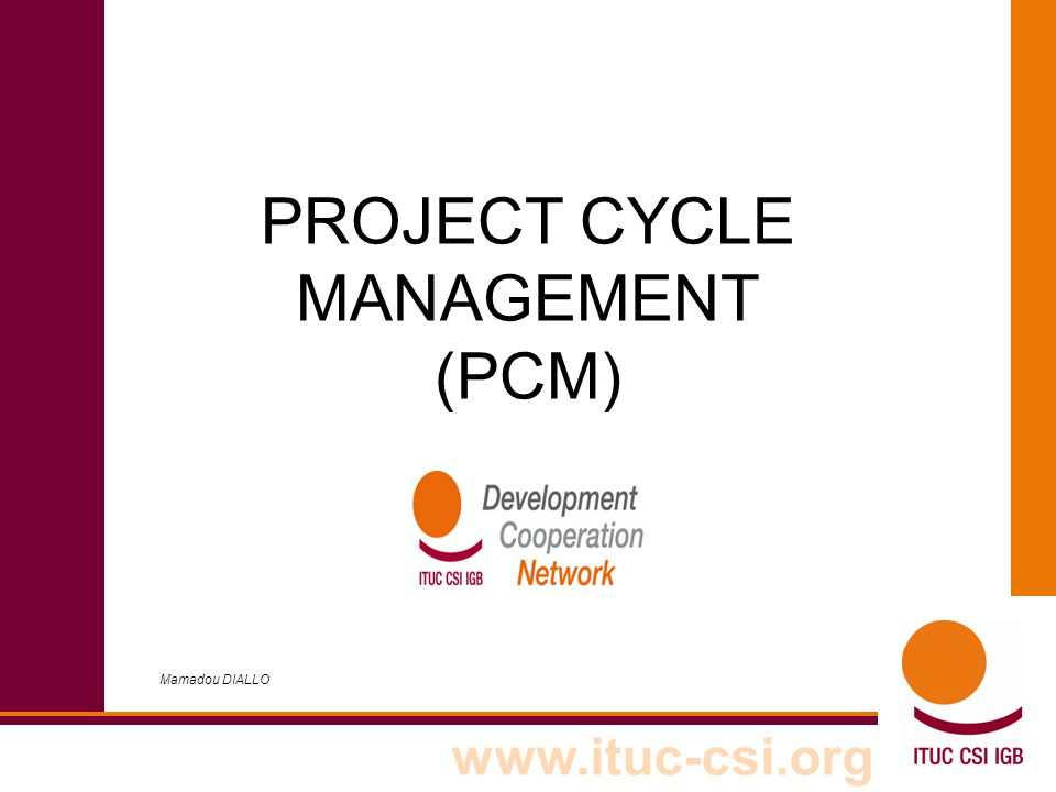 www.ituc-csi.org THE 9 STEPS of an LFA ANALYSES  1- Analysis of project´s Context  2- Analysis of Stakeholders  3- Problem Analysis/Situation Analysis  4- Objectives Analysis  5- Plan of Activities  6- Plan of Resources/Inputs  7- Indicators/measurements  8- Risk Analysis  9- Analysis of Assumptions