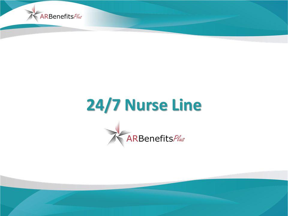 24/7 Nurse Line