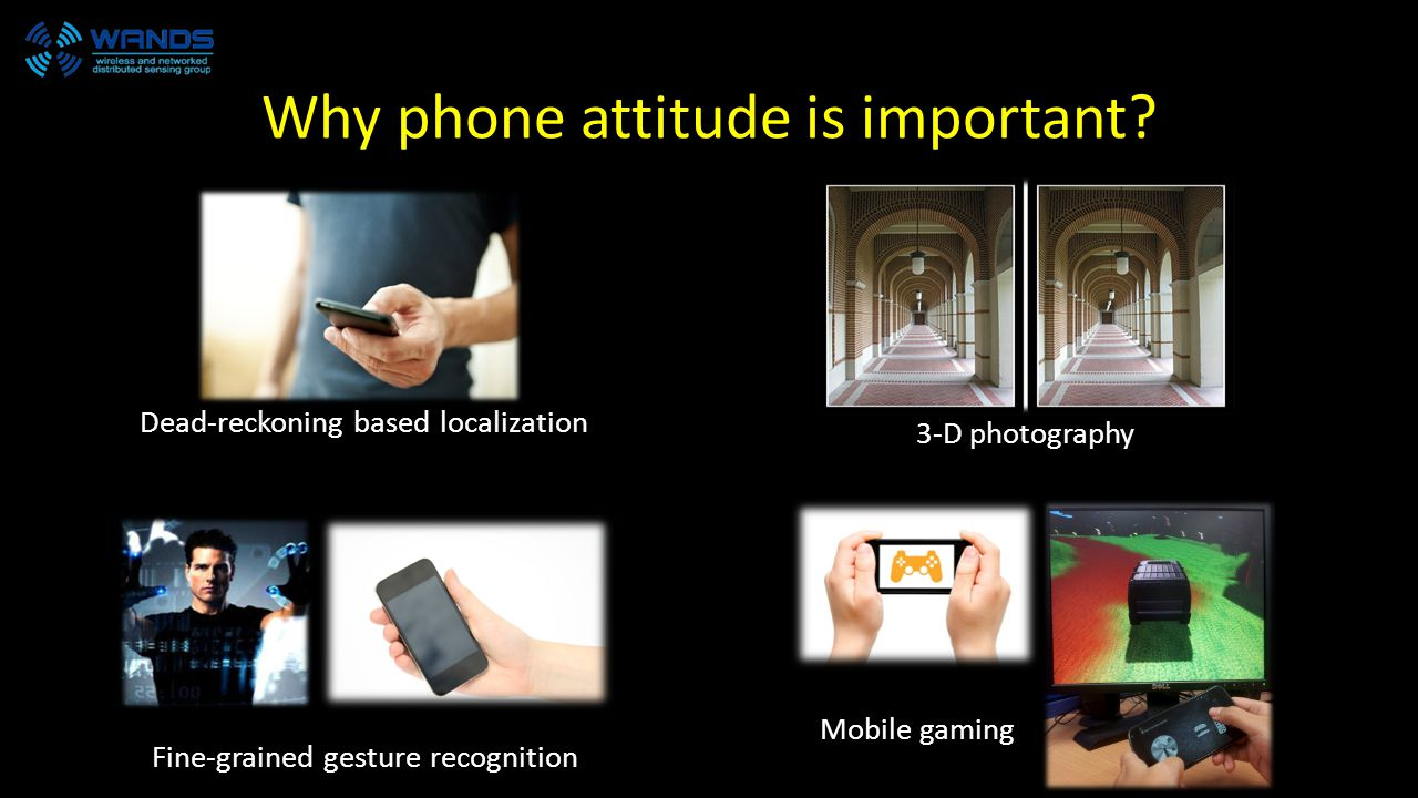 Why phone attitude is important.