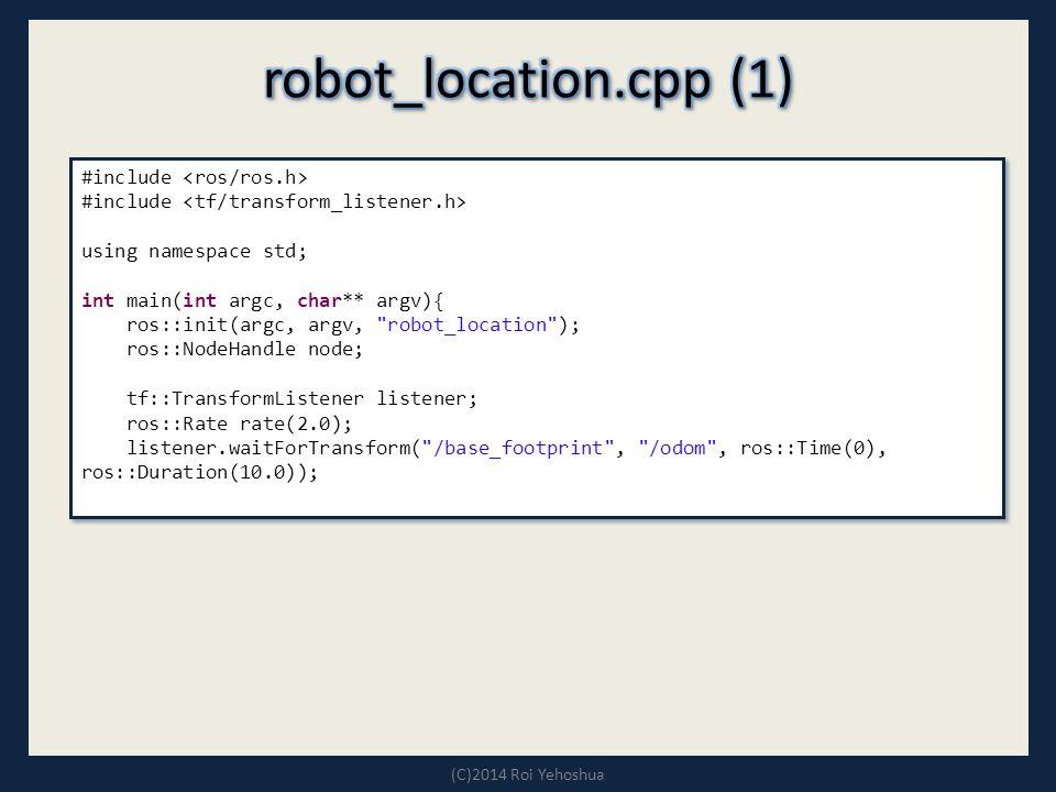#include using namespace std; int main(int argc, char** argv){ ros::init(argc, argv,