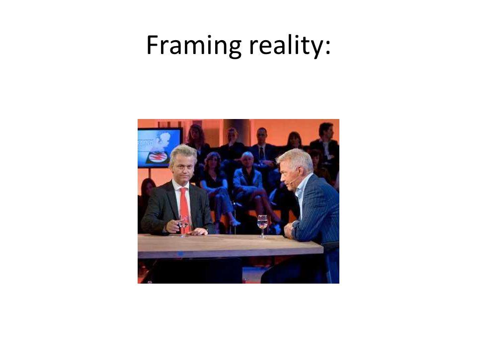 Framing reality: