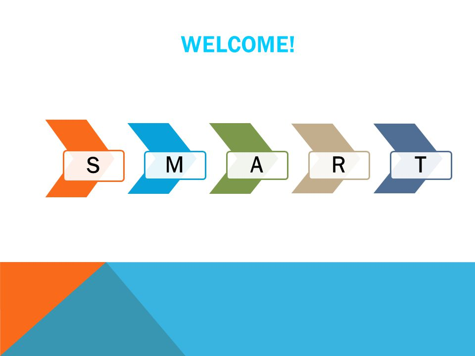 WELCOME! S MART
