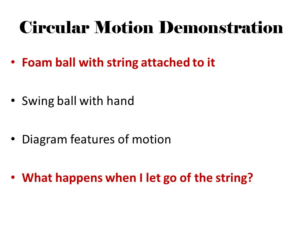 2 - Acceleration Key Questions: What changes when an object accelerates.