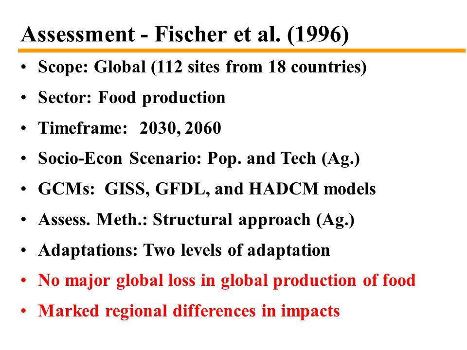 Assessment - Fischer et al.