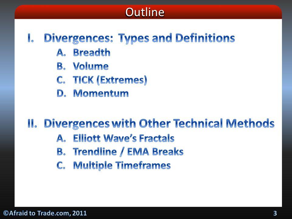 Main Idea about Divergences