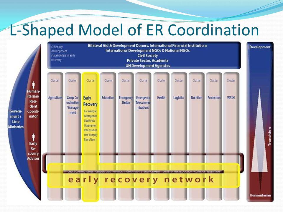 L-Shaped Model of ER Coordination