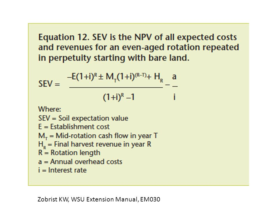 Zobrist KW, WSU Extension Manual, EM030