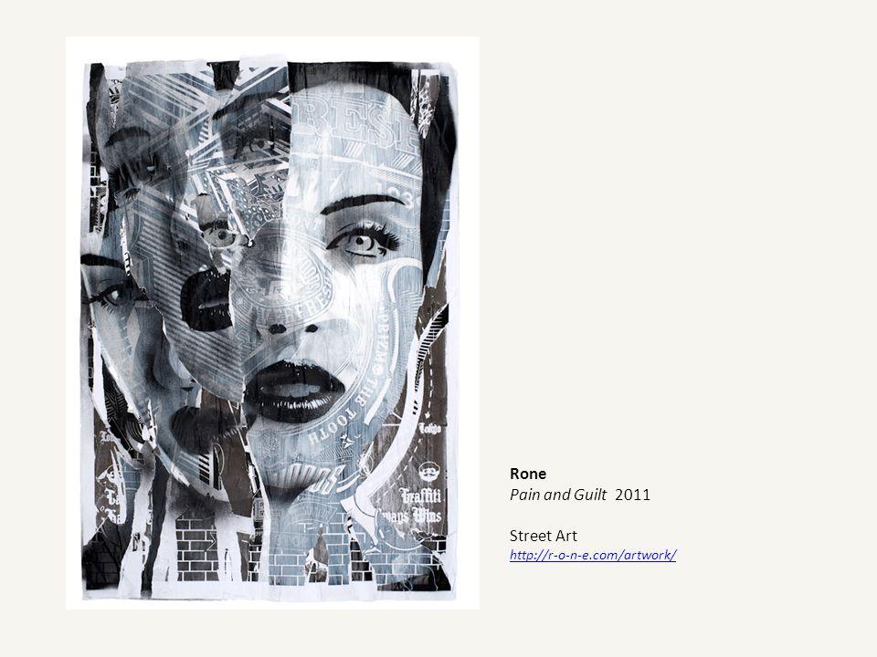 Rone Pain and Guilt 2011 Street Art http://r-o-n-e.com/artwork/