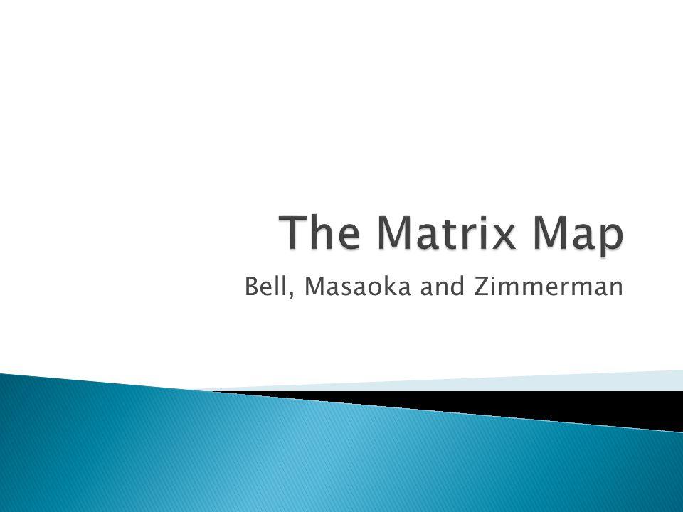 Bell, Masaoka and Zimmerman