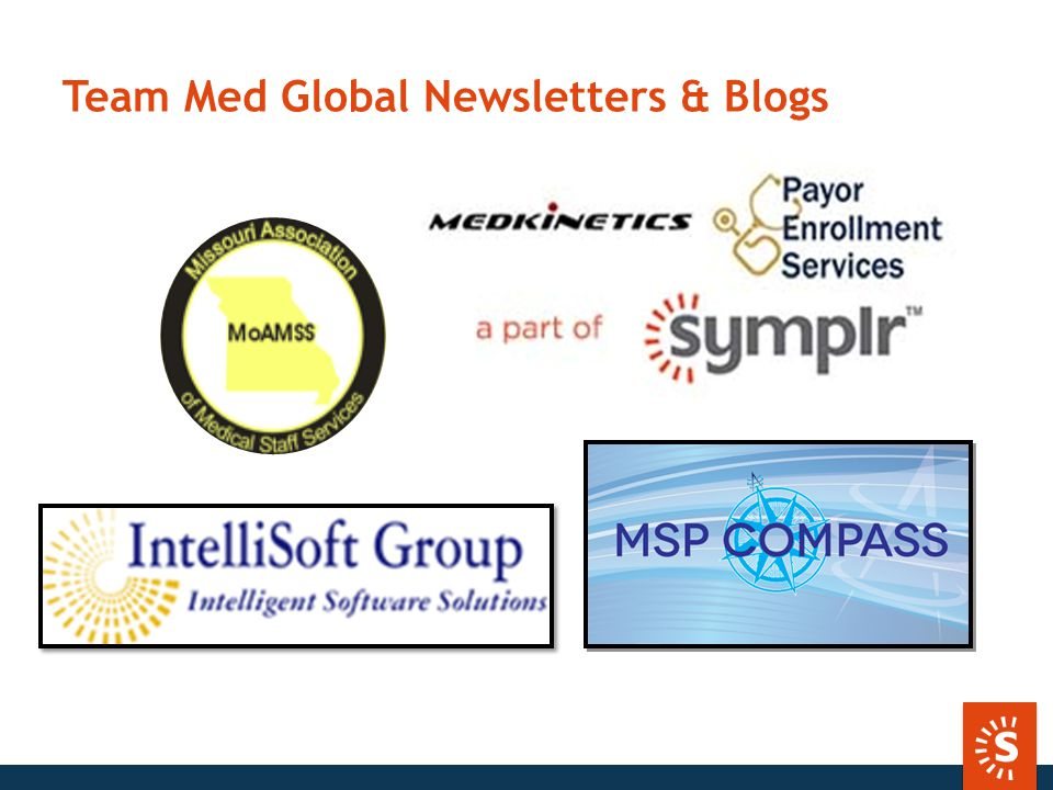 Team Med Global Newsletters & Blogs