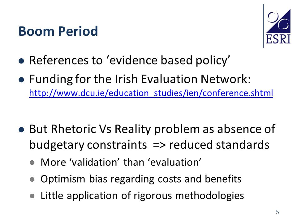 16 Recent Developments on Evaluation… Central Government [DoF/PER] has Established the Central Expenditure Evaluation Unit but still very small….