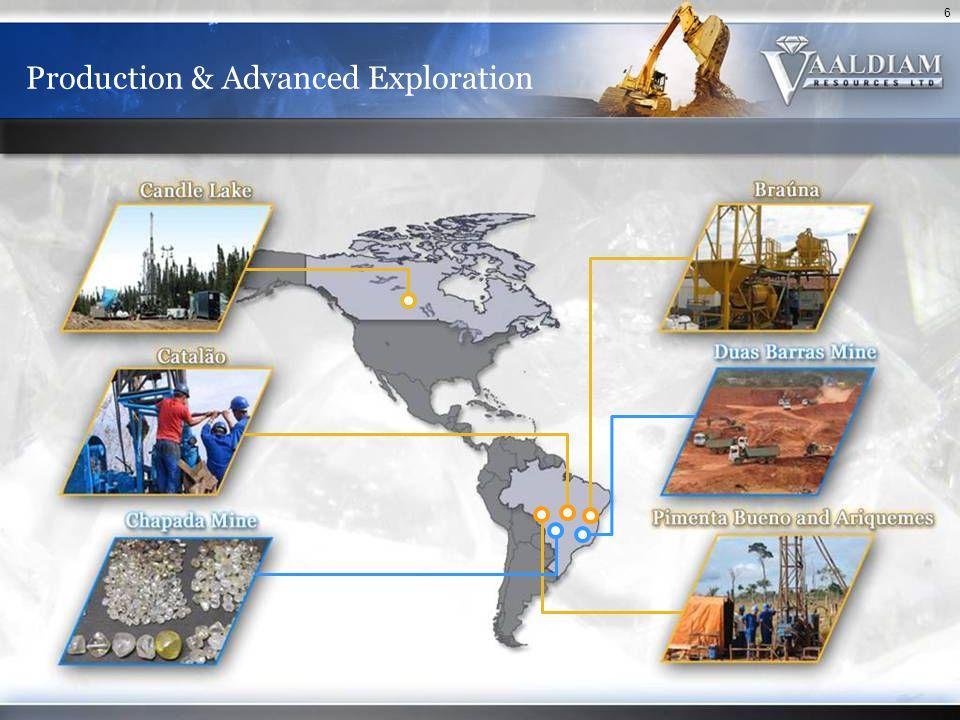 6 Production & Advanced Exploration