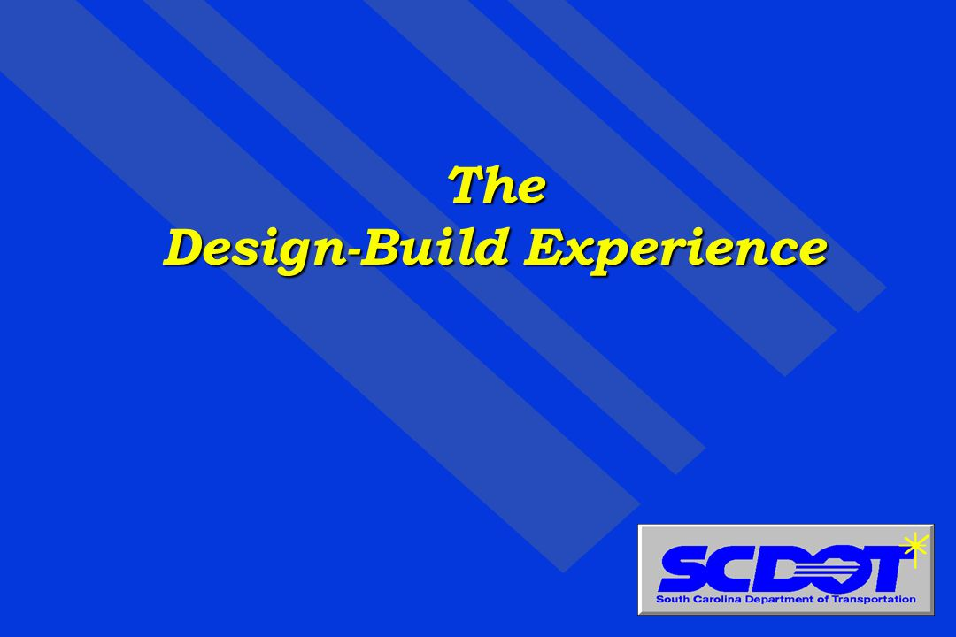 The Design-Build Experience