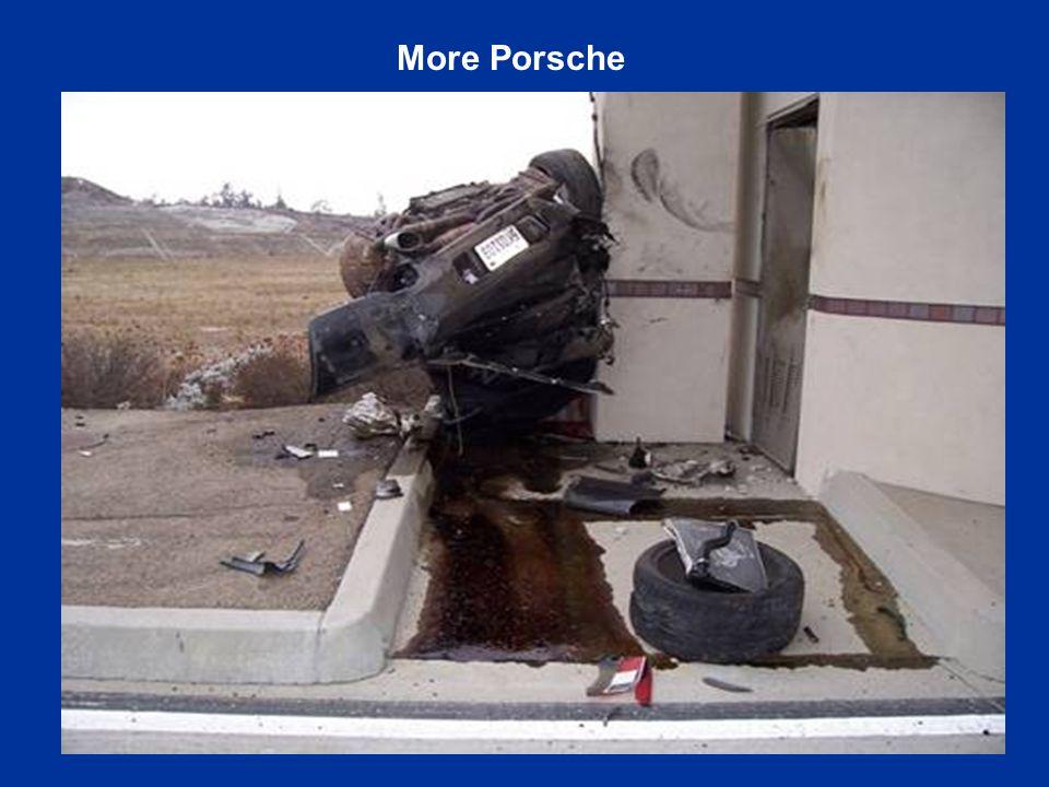 More Porsche