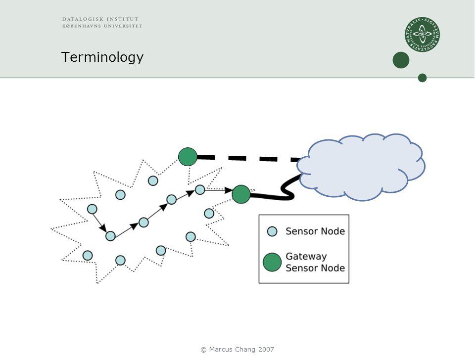 Real time clock.How does a sensor node keep time.
