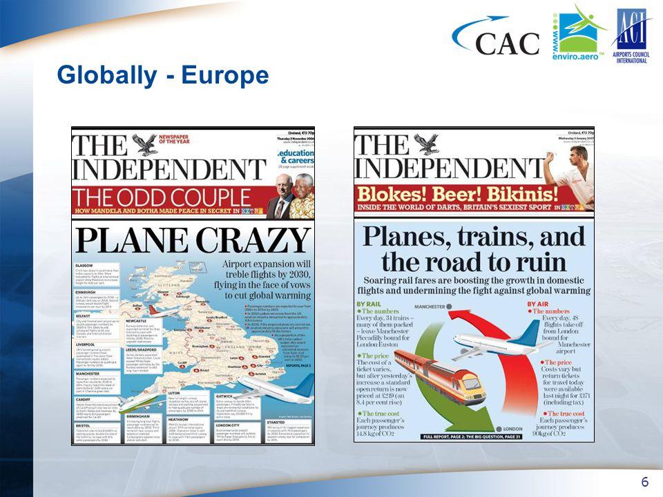 6 Globally - Europe