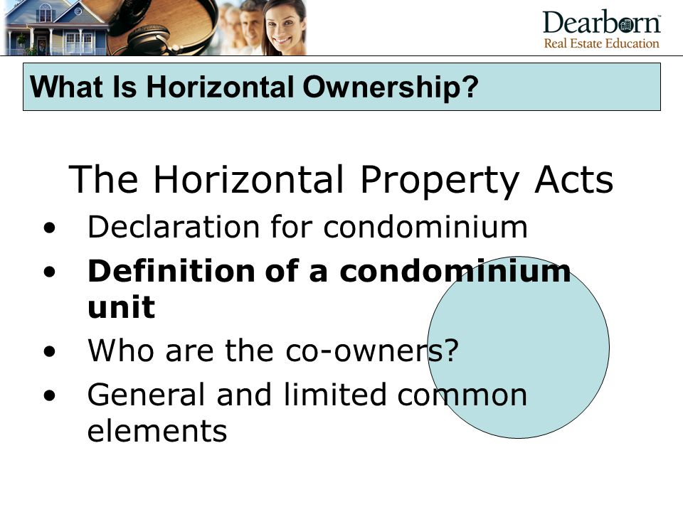 What Is Horizontal Ownership.