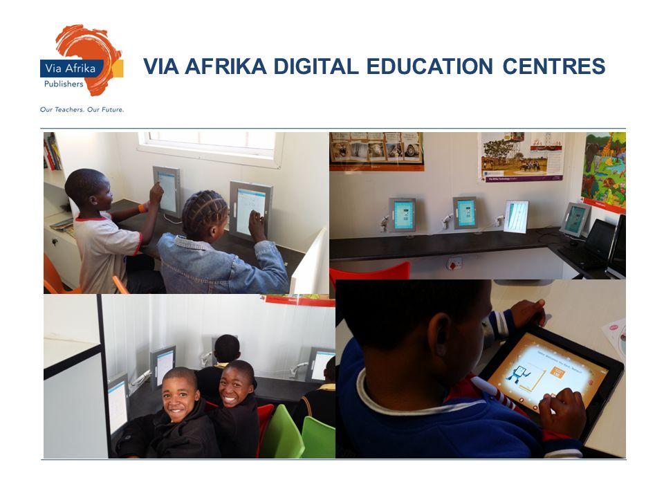 VIA AFRIKA DIGITAL EDUCATION CENTRES