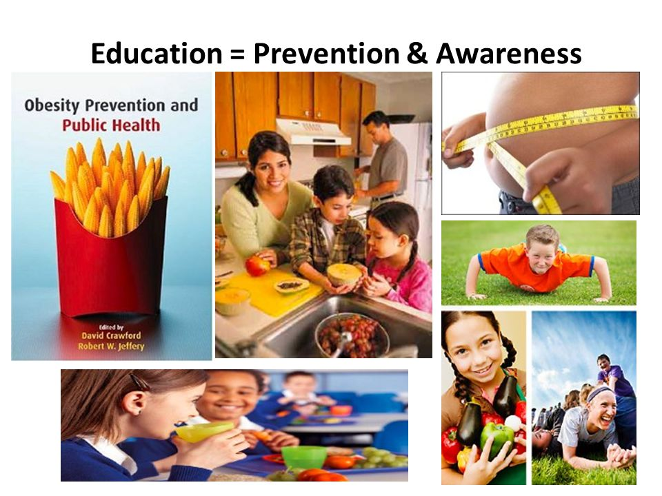 Education = Prevention & Awareness