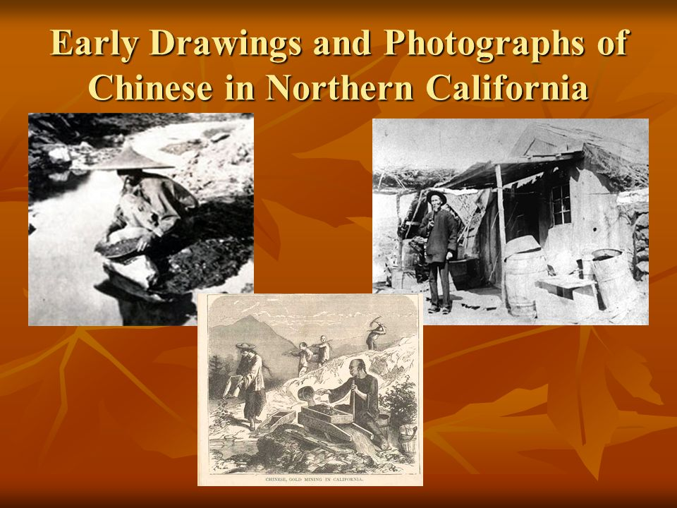 The Chinese Presence in Recollections of other early Folsom Residents No story on Folsom could be told without relating the activities of the largest Chinatown outside San Francisco.
