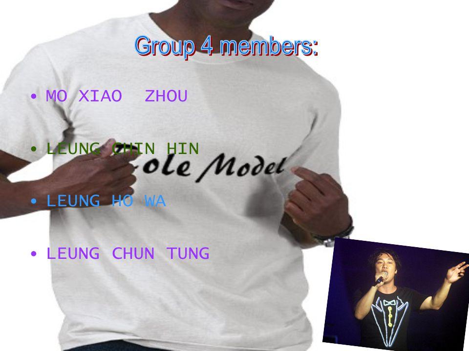 MO XIAO ZHOU LEUNG CHIN HIN LEUNG HO WA LEUNG CHUN TUNG