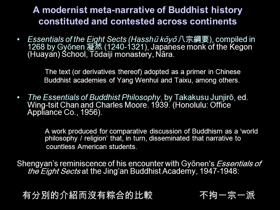 Fujishima, continued Buddhism in India has, since long ago, disappeared completely...