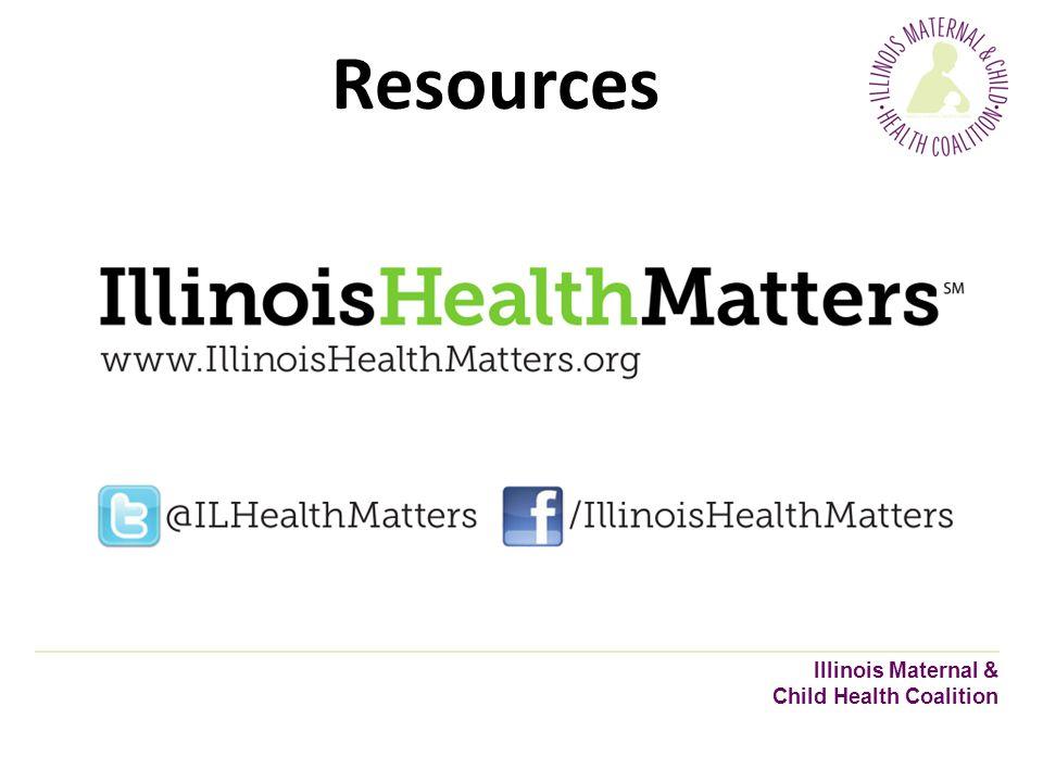Resources Illinois Maternal & Child Health Coalition