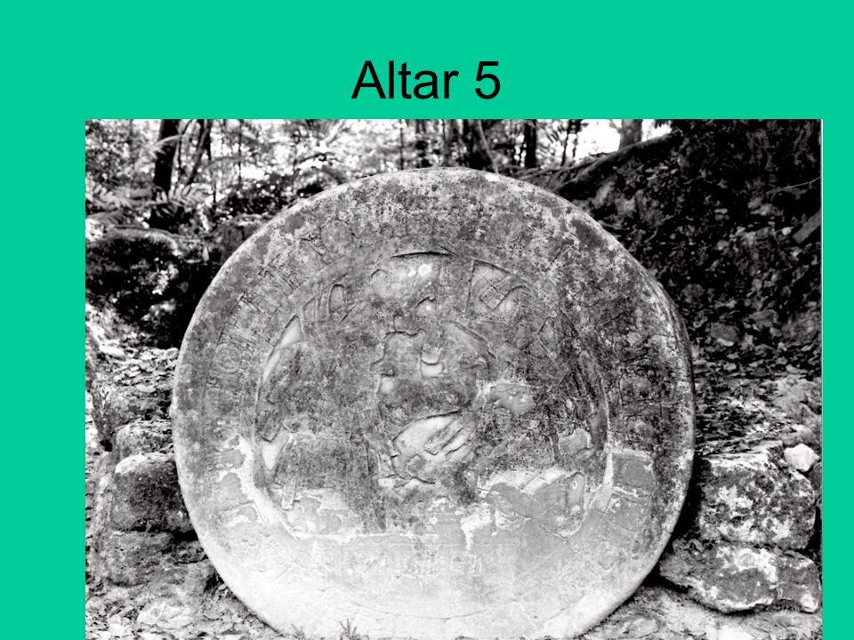 Tikal's decline The decline of Tikal begins c.810 AD.