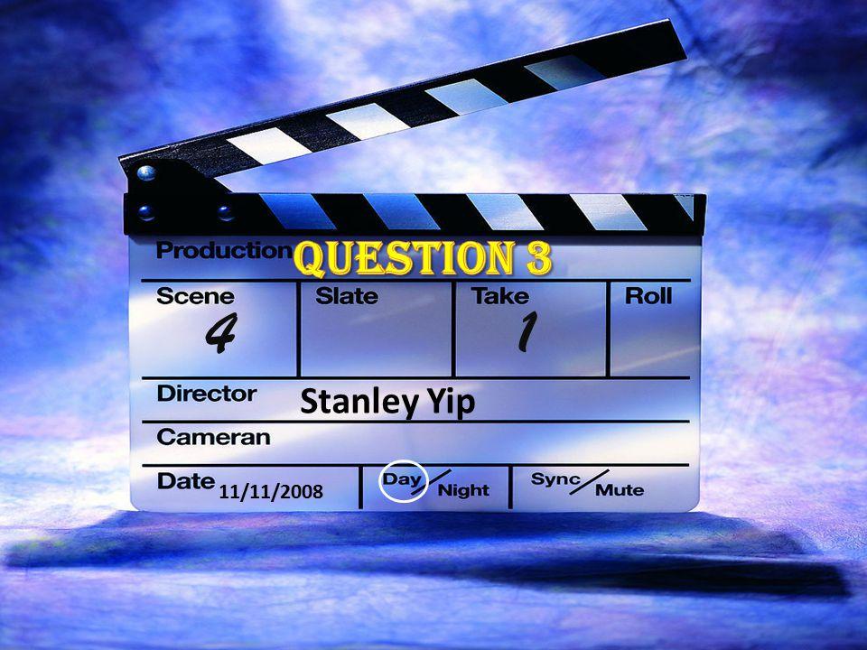 11/11/2008 41 Stanley Yip