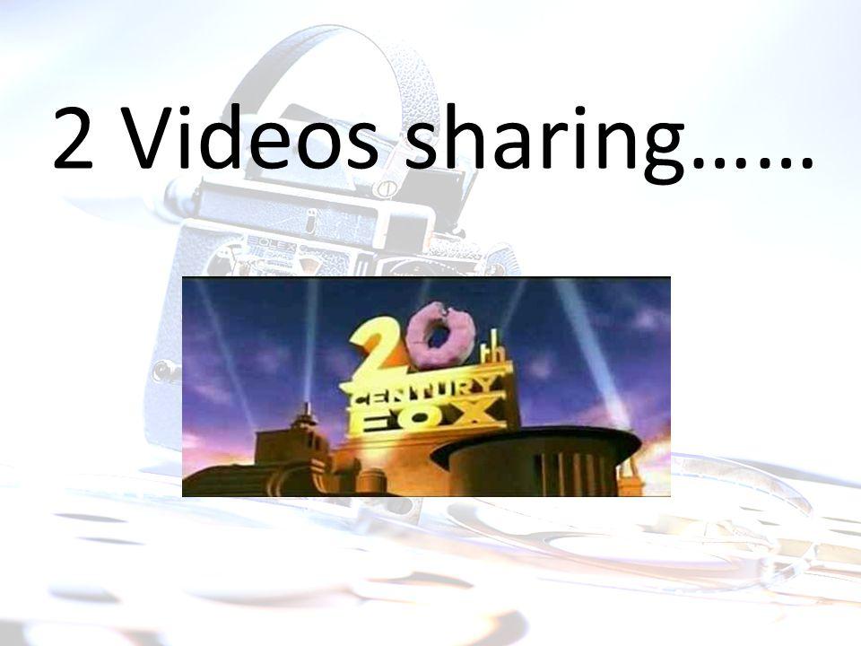 2 Videos sharing……