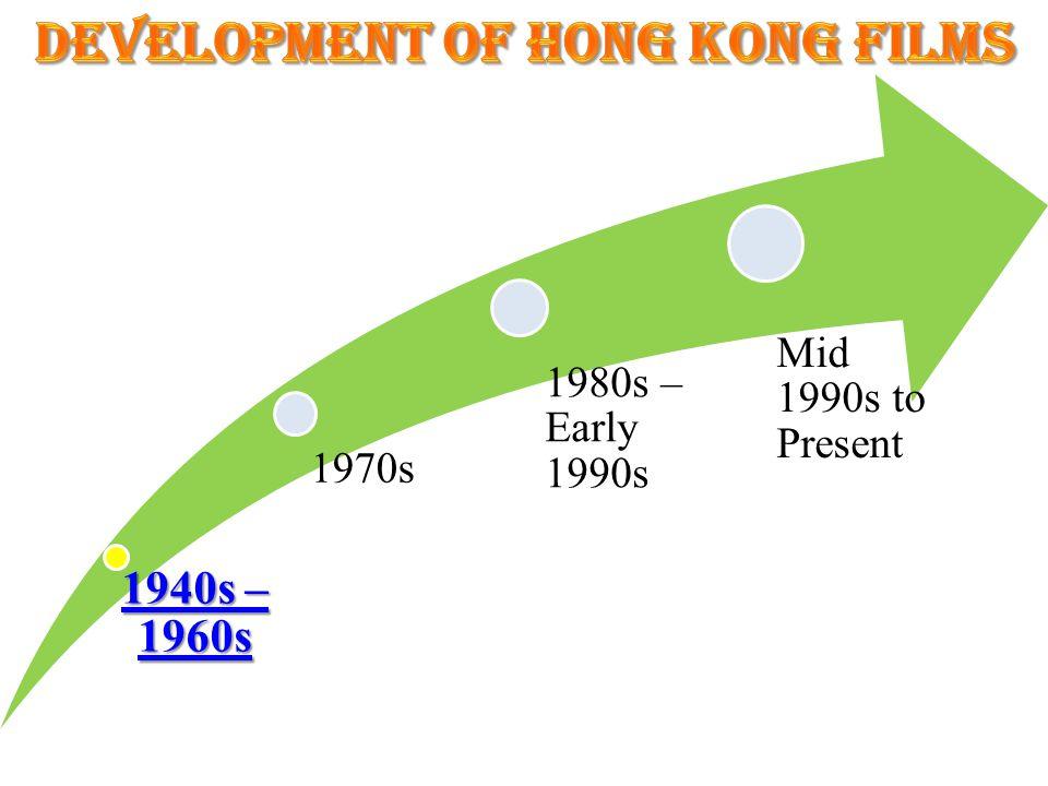 Crisis of Hong Kong Film Industry 3.