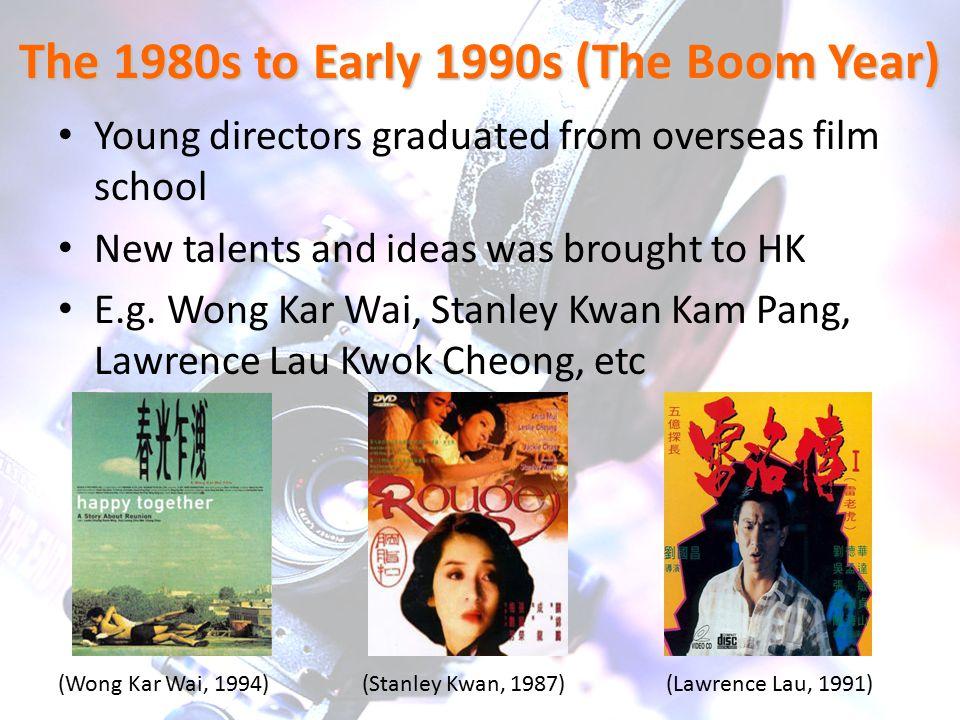 1940s - 1960s 1970s 1980s – Early 1990s Mid 1990s to Present Mid 1990s to Present