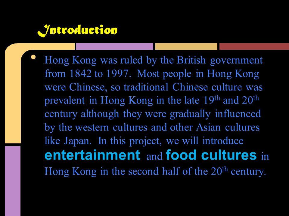 Chinese restaurants in Hong Kong originated from Guangzhou.