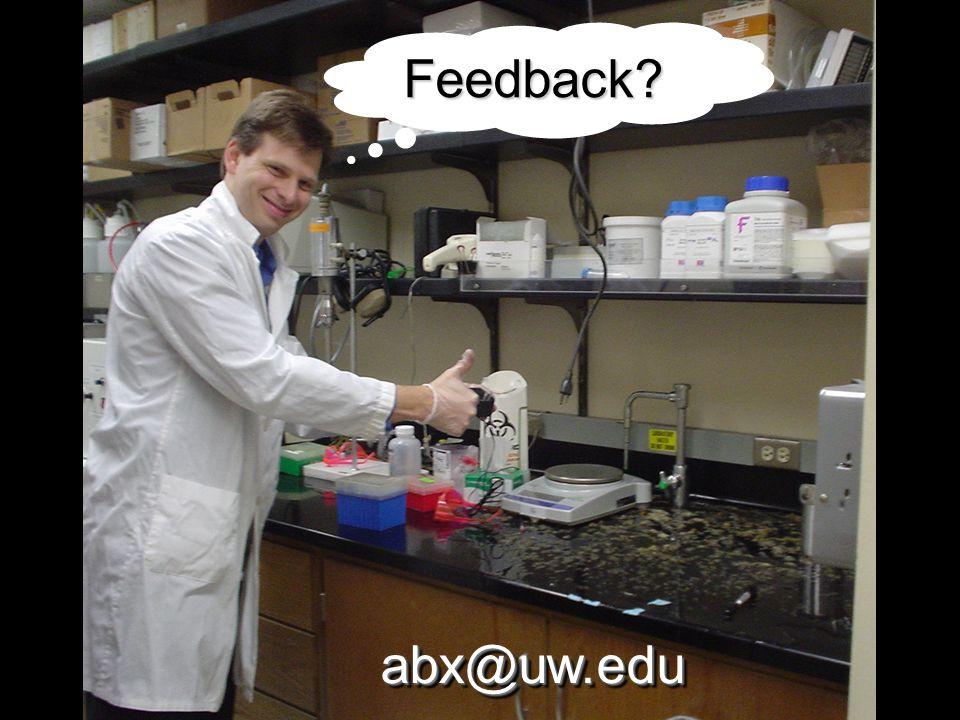 abx@uw.eduabx@uw.edu Feedback