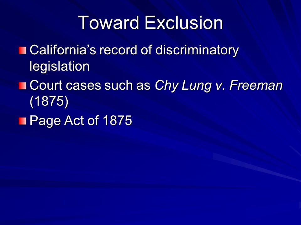 Geary Act 1892 Historian Gabriel J.