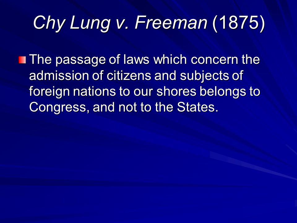 Treaty Regulating Immigration from China, Art.I (Nov.
