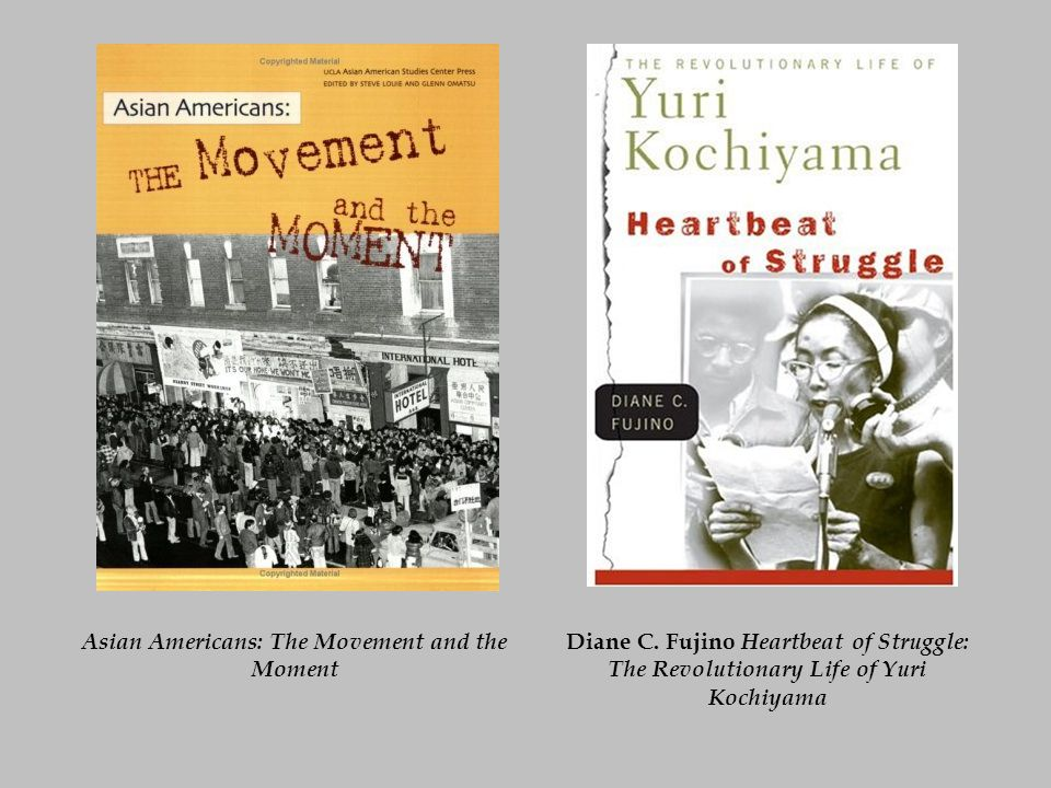 Asian Americans: The Movement and the Moment Diane C.