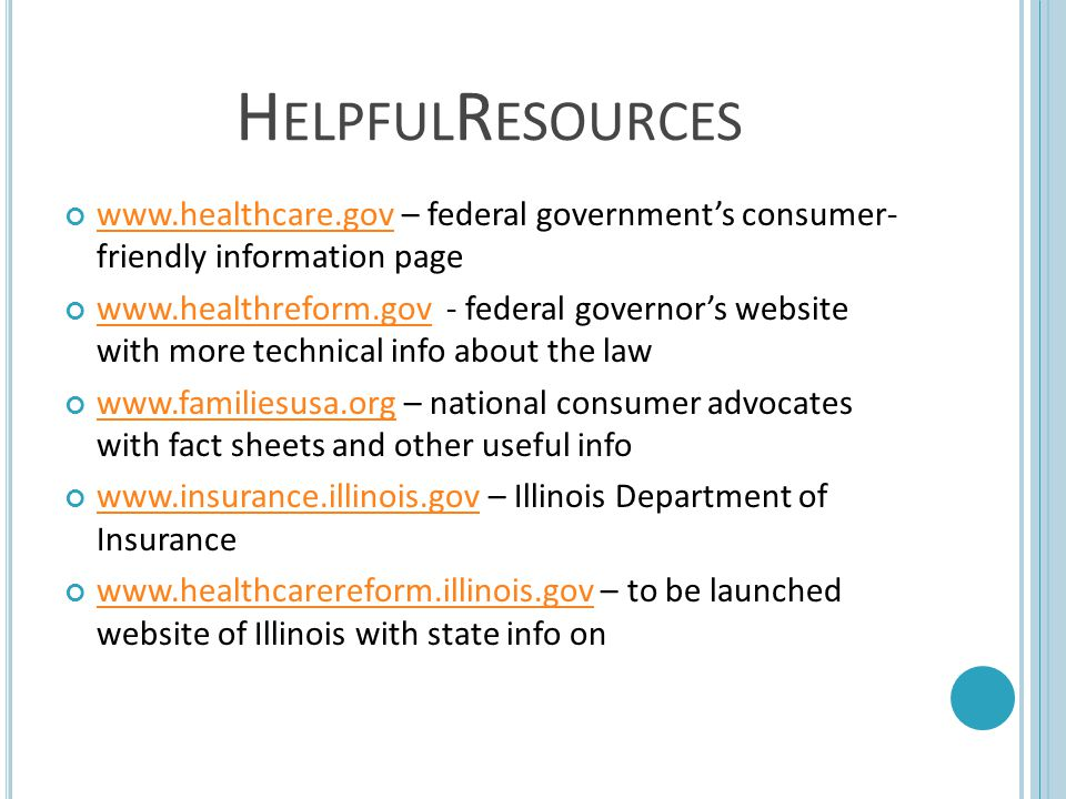 M AINTENANCE OF E FFORT Illinois cannot scale back eligibility for Medicaid programs