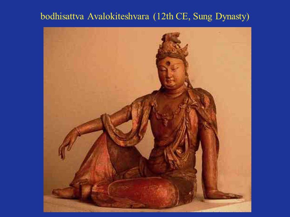 bodhisattva Avalokiteshvara (12th CE, Sung Dynasty)