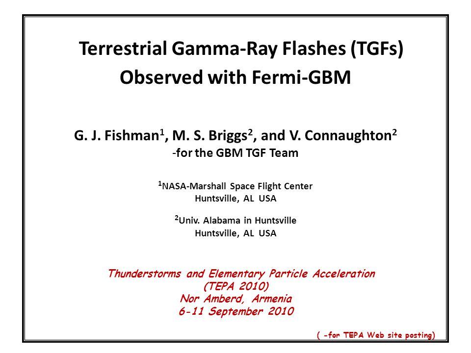 Large CsI Scintillator Can Detect TGFs III.